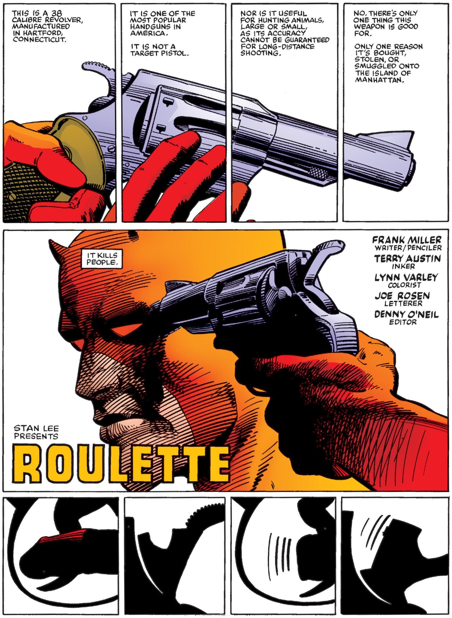 Daredevil by Frank Miller and Klaus Janson v3-157